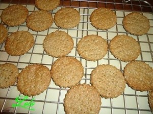 Digestive Biscuits Maison4