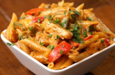 https://www.tasty.co/recipe/one-pot-chicken-fajita-pasta