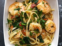 https://www.tasty.co/recipe/one-pot-lemon-garlic-shrimp-pasta